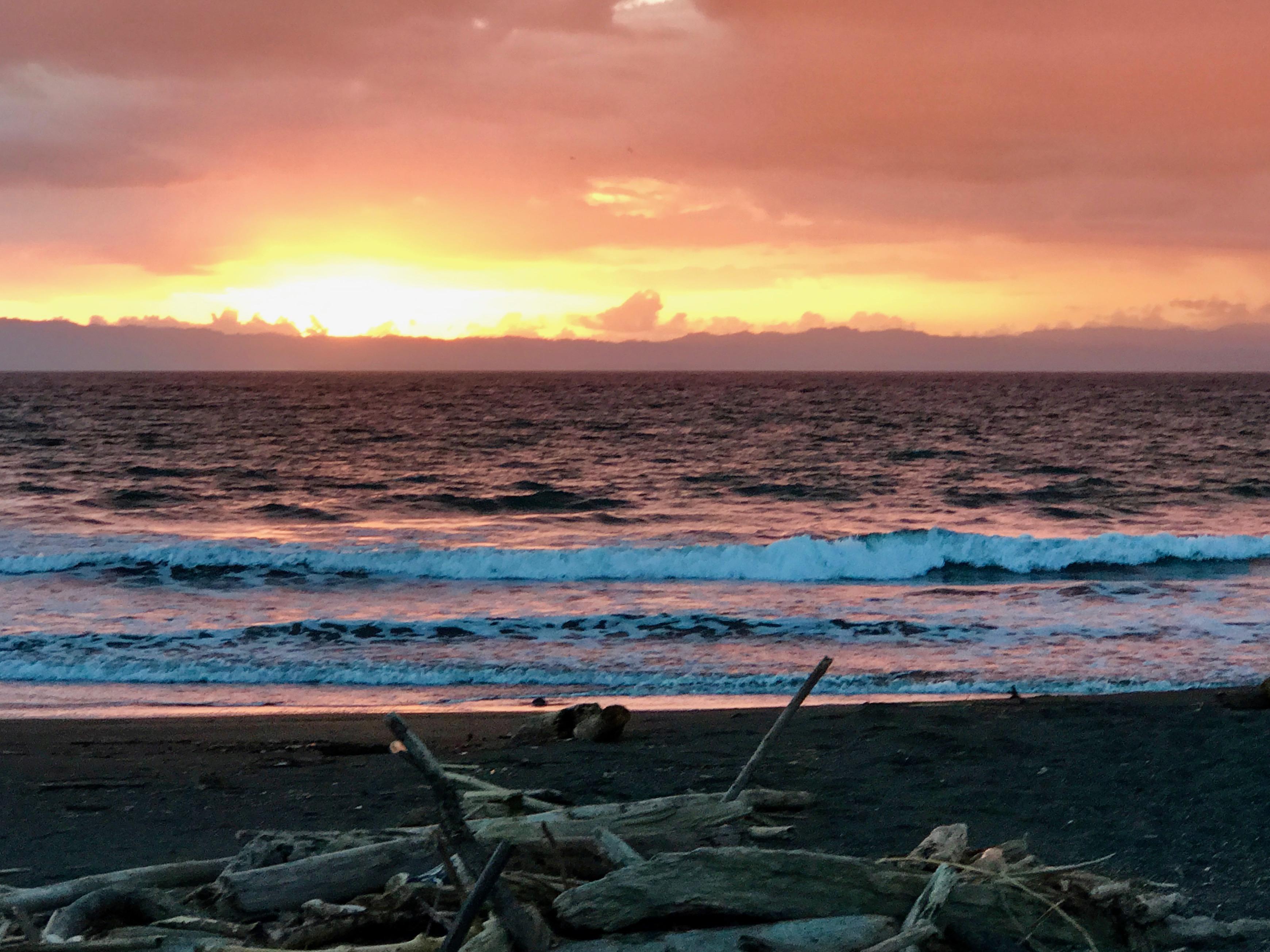 Sunset - Playa Zancudo